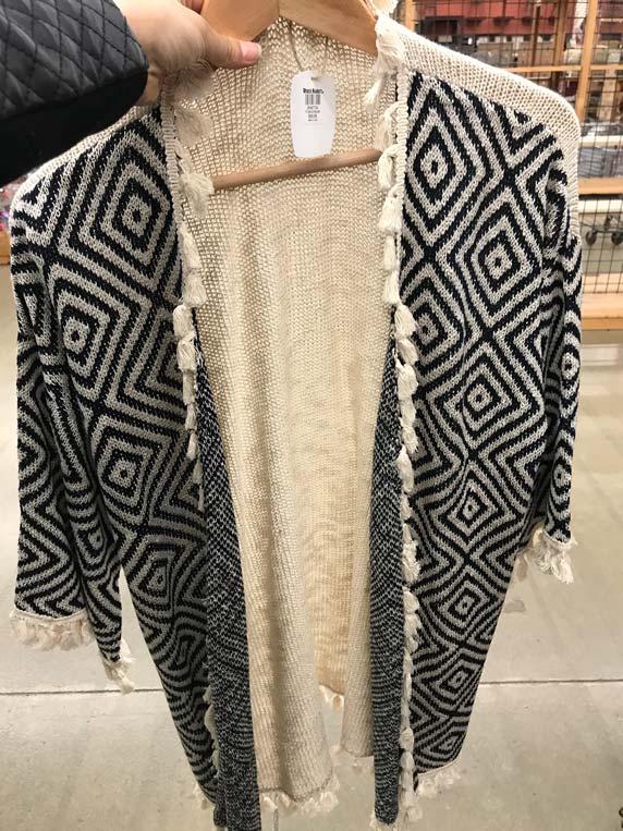Kimonos, Capes & Wraps oh my!